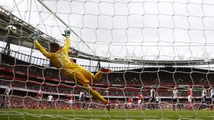 Walcott-hat trick og Wilshere-suser i Arsenals storseier