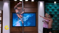 Dette er Norges beste poledance-utøvere