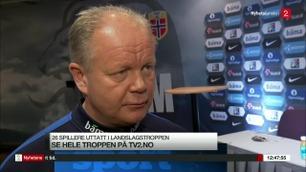 Se hva landslagssjefen mener Diomande tilfører landslaget