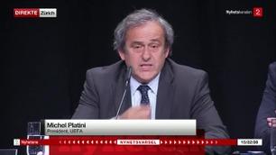 Platini: – Blatter og FIFA har allerede tapt