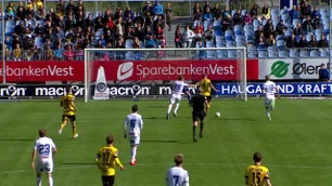 Se Ajers andre scoring mot Haugesund