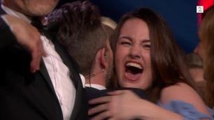 – Tusen takk! Her vinner Yvonne The Voice 2015