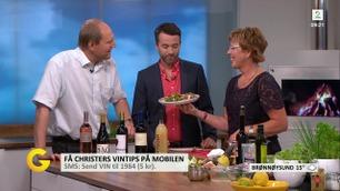 Wenche lager masse godt til grillmaten og Christer Berens kommer med vintips for sommeren!