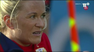 Kampreferat: Norge-England 1-2