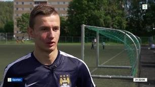 Manchester City-talentet Bersant: – Jeg tror Pellegrini er fornøyd
