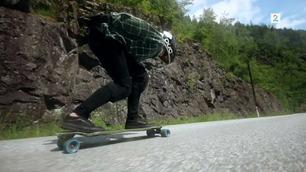 Live er norges raskeste longboard-jente