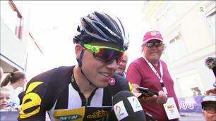 – Det blir stort å dra til Tour de France med den norske trøyen