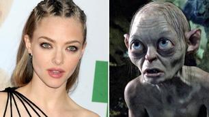 Amanda Seyfried: – Ja, jeg ser ut som Gollum!