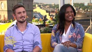 Ingvill J. Nilsen (35) og Rune Tjønsø (30) søker kjærligheten i nytt TV 2-program