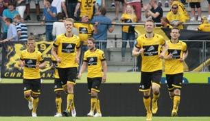 Ajer (17) scoret to da Start lekte med Stabæk