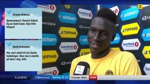 Sané avslører hvorfor han ikke gikk til Rosenborg