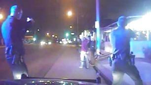 Denne videoen har politiet i USA forsøkt å holde skjult i to år