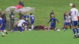 Se Liverpool-aktuelle Edvard (14) herje i Norway Cup