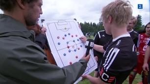 Bryr egentlig Norway Cup-lagene seg om taktikk?