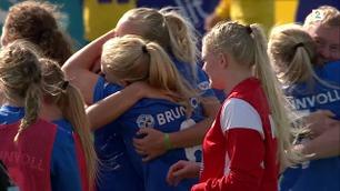 Straffedrama da Molde ble lørdagens første norske Norway Cup-vinner