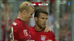 Mål: Bernat 1-0 (16)