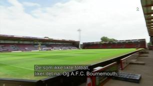 Nyopprykkede Bournemouth har bare plass til 11 000 på tribunene
