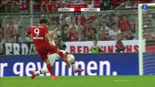 Lewandowski med fantastisk volleyscoring