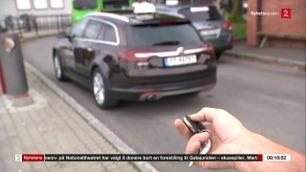 Politiet klør seg i hodet over mystisk fenomen på parkeringsplass på Hamar