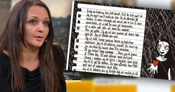 42b20281 Derfor skrev Lise Myhre brevet som har rørt hele Norge