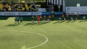 Sammendrag: Bærum - Sogndal 0-5
