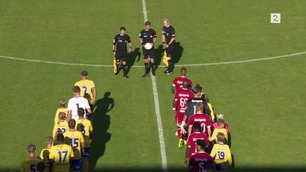 Sammendrag: Jerv - Fredrikstad 4-0