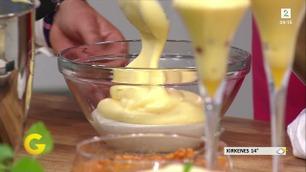 Eggedosis -den glemte desserten