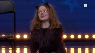 Hanna Linnea Lindtvedt (4483) synger på Norske Talenter-audition