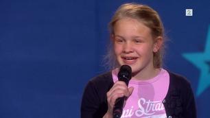 Kari Høgh Andersen (4847) synger i Norske Talenter