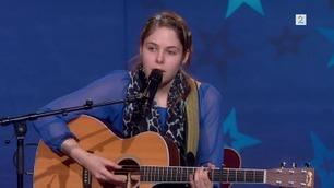 Eline Høyer (4862) synger på Norske Talenter-audition