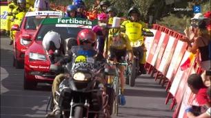 Lindeman tok sin første Grand Tour-seier