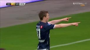 Mål: Bödvarsson 2-0 (50)