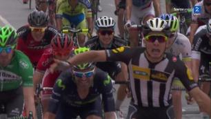 Boasson Hagens lagkamerat med etappeseier i Vueltaen