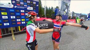 Norske Ingrid Sofie (23) tok VM-sølv