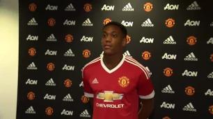 Manchester Uniteds nye spiller: – Jeg er veldig rask