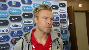 Søderlund vet ikke om han starter mot Bulgaria
