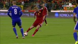 Premier League-stjernetrio ordnet belgisk seier mot Bosnia