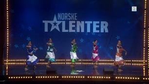 Narthana Kavviya Arthika Umapalan (4684) danser i Norske Talenter