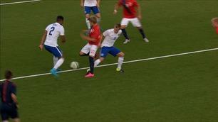 Ødegaard driblet engelske stjerner: – Litt Zidane-aktig