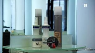 Test av hårstyling-produkter