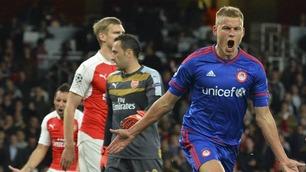 Sportsnyhetene: Sjokktap for Arsenal i Mesterligaen