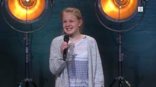 Kari Høgh Arnesen (4847) synger på Norske Talenter-dommerutvelgelsen