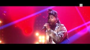 The Weeknd fremfører «Can't Feel My Face» på Senkveld