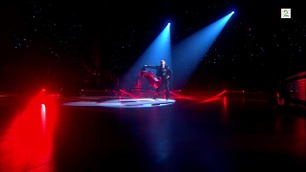Stian «Staysman» Thorbjørnsen og Alexandra Kakurina danser i Skal vi danse