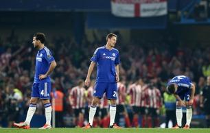 Krisen er total: Chelsea raknet fullstendig mot Southampton