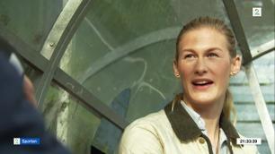 Giske er spiller og daglig leder for klubb i Toppserien
