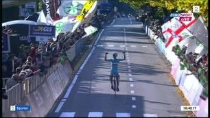 Nibali vant Giro di Lombardia