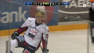 Lillehammer vant etter sudden death