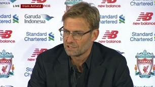 Se Liverpool presentere Klopp