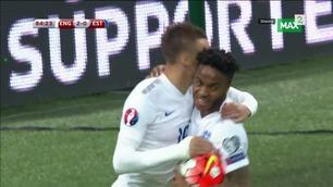 Sterling scoret i England-seier